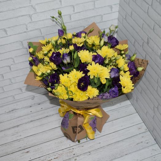 Весенний рассвет: букеты цветов на заказ Flowwow