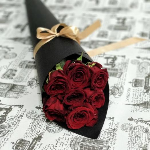 """""""Изысканность"""": букеты цветов на заказ Flowwow"""