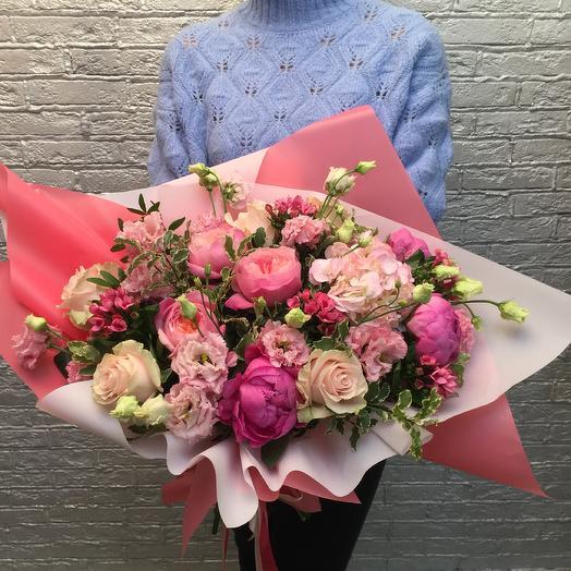 Алевтинка: букеты цветов на заказ Flowwow