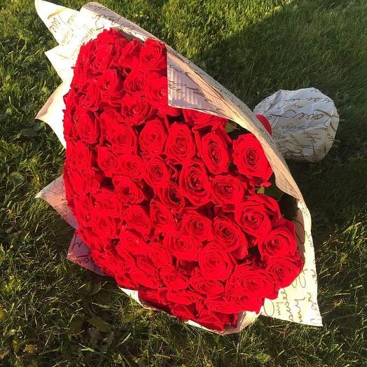 Маленкая счастья: букеты цветов на заказ Flowwow