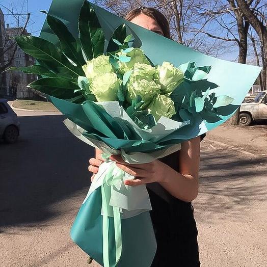 Зеленящий: букеты цветов на заказ Flowwow