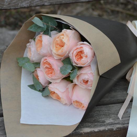 Нежность души: букеты цветов на заказ Flowwow