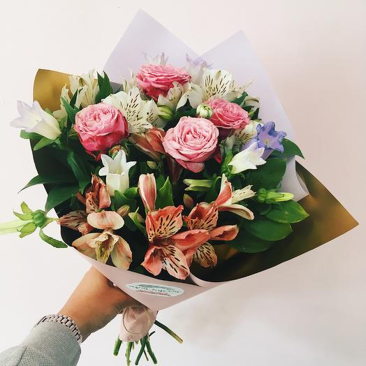 """Букет """"Бланш"""": букеты цветов на заказ Flowwow"""