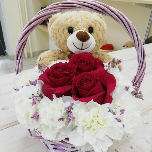 Маленькая радость: букеты цветов на заказ Flowwow