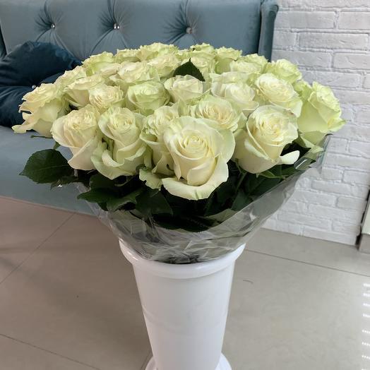 Букет роз Mondial: букеты цветов на заказ Flowwow