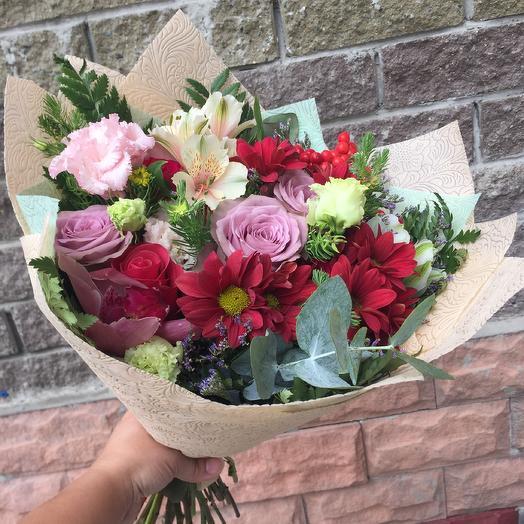 Ягодка моя: букеты цветов на заказ Flowwow