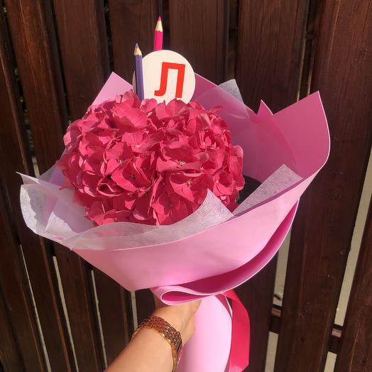 Букет Школа: букеты цветов на заказ Flowwow