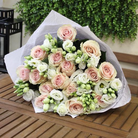 """Delicate bouquet """"Paradise"""""""