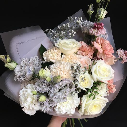 «Сьюзи»: букеты цветов на заказ Flowwow