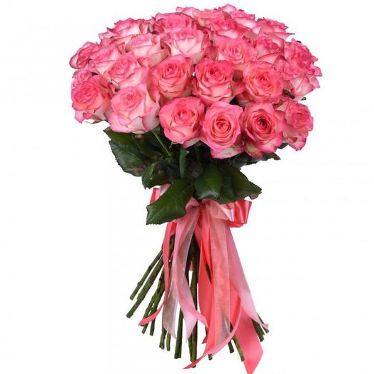 """Букет роз """"Джамиля"""": букеты цветов на заказ Flowwow"""