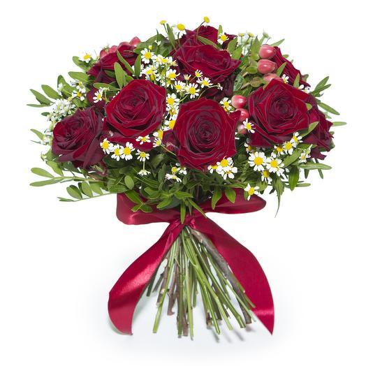 "Букет ""Вероника"": букеты цветов на заказ Flowwow"