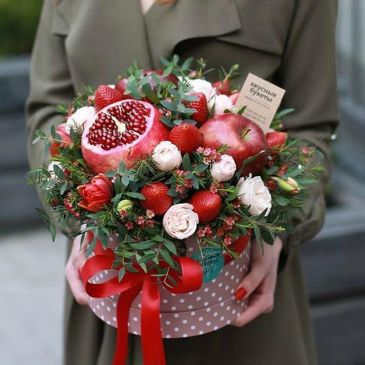 Цветы и фрукты 2