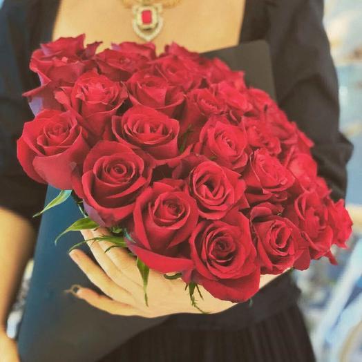 Герцогиня роза: букеты цветов на заказ Flowwow