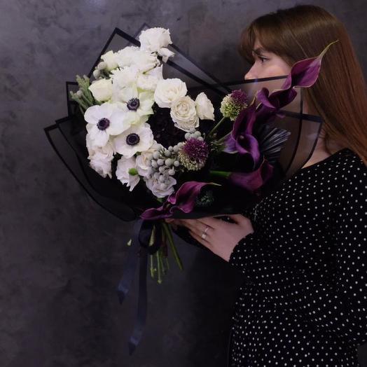 Букет «грёзы»: букеты цветов на заказ Flowwow