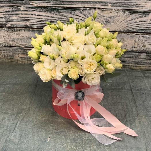 Нежная буря: букеты цветов на заказ Flowwow