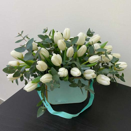 Сумочка цветков: букеты цветов на заказ Flowwow