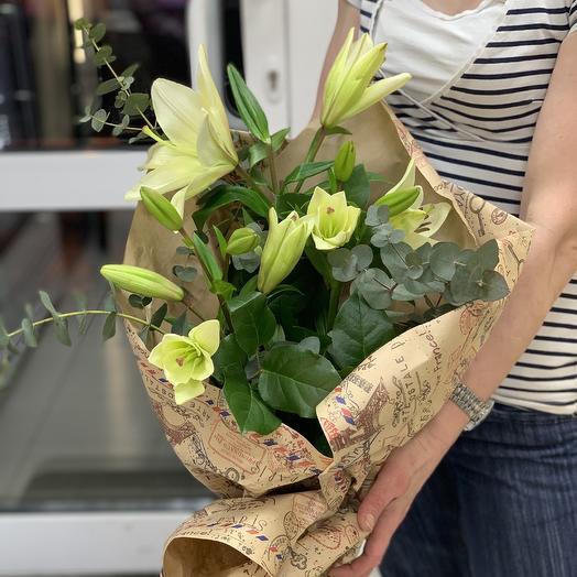 Amalia: букеты цветов на заказ Flowwow