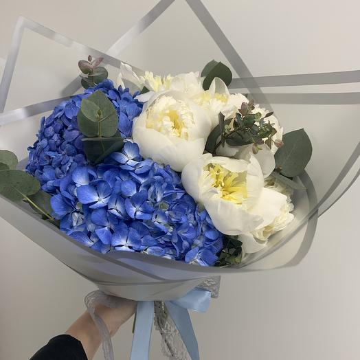 Немного солнца в холодной воде: букеты цветов на заказ Flowwow