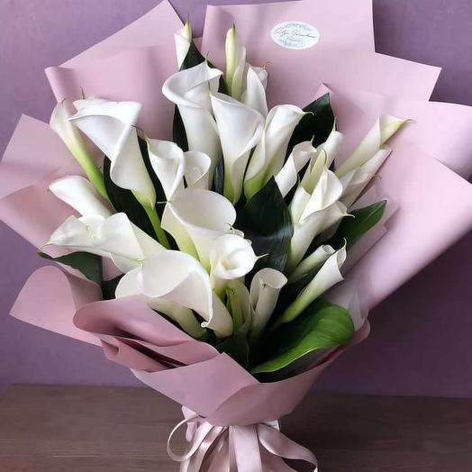 Обворожительная: букеты цветов на заказ Flowwow