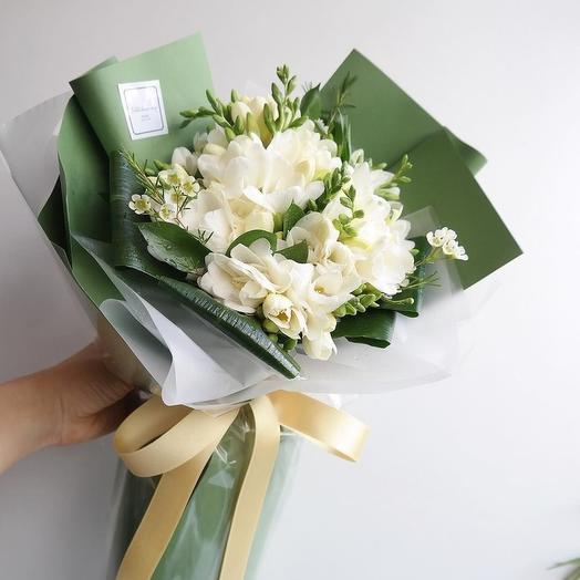 Ароматное облачко: букеты цветов на заказ Flowwow