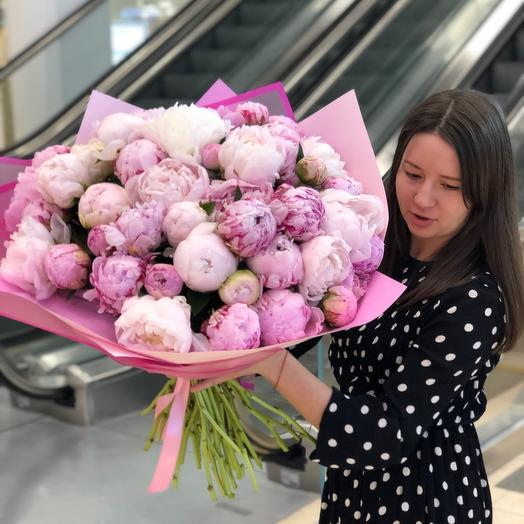Женская страсть: букеты цветов на заказ Flowwow