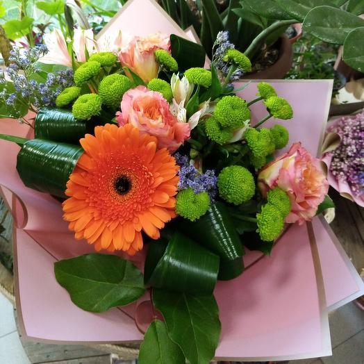 Весёлый букетик: букеты цветов на заказ Flowwow