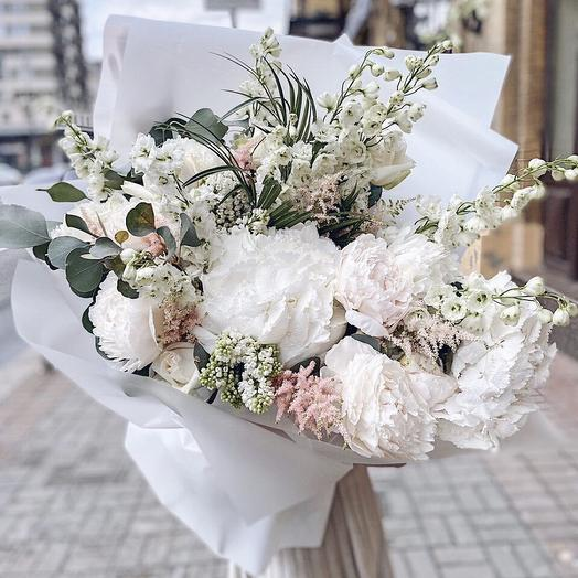 """Букет цветов """"Мелодия цветов"""""""