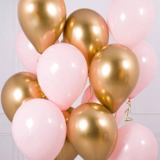Розовое золото 15