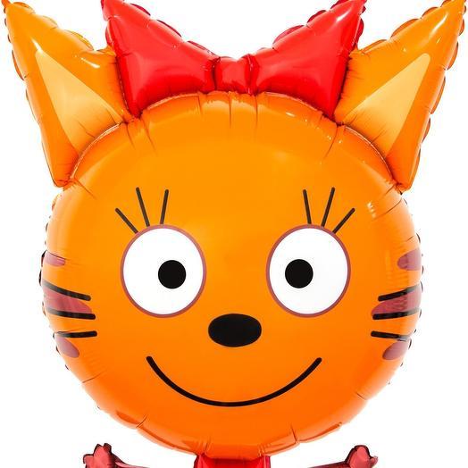Воздушный шар «Три кота»