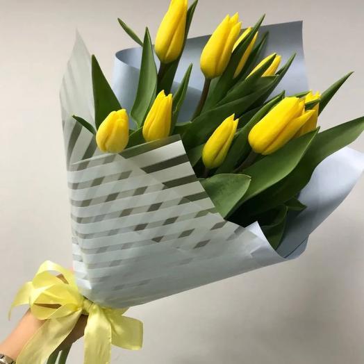 Тюльпан 11 шт