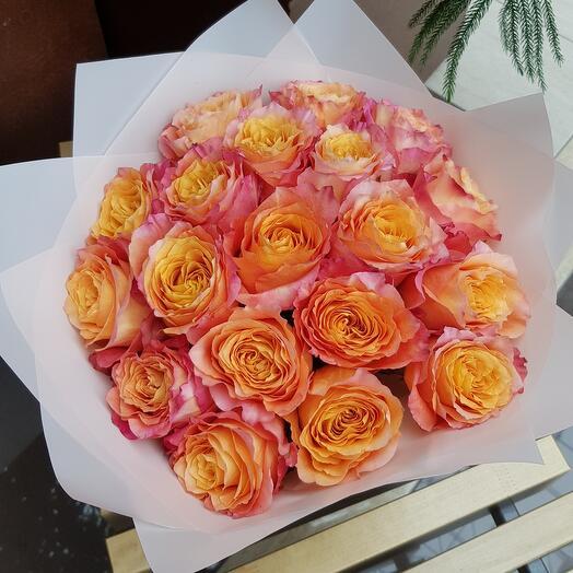 19 роз фри спирит