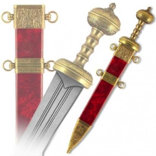 Меч римский в ножнах, 1 век до н.э