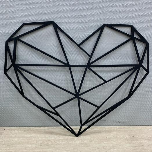 Панно Сердце