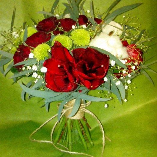 Страсти по итальянски: букеты цветов на заказ Flowwow