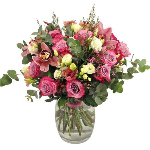 Букет Амальфи: букеты цветов на заказ Flowwow