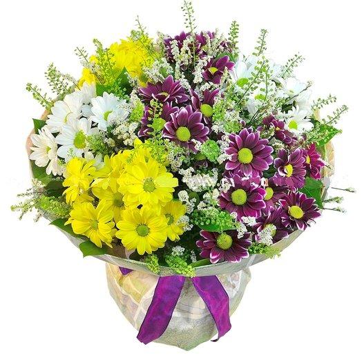 Букет % 75 Дрейт: букеты цветов на заказ Flowwow