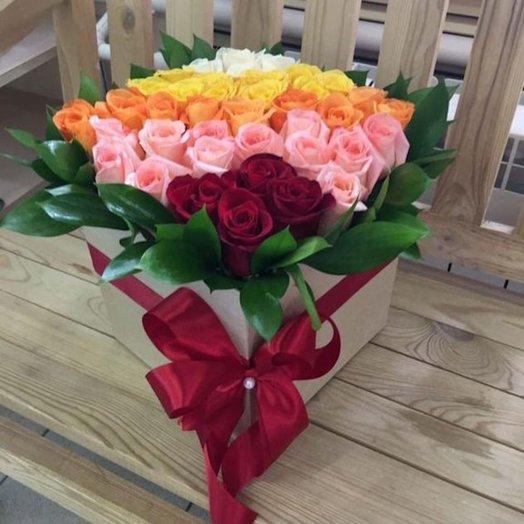 Цветы на заказ с доставкой в белгороде