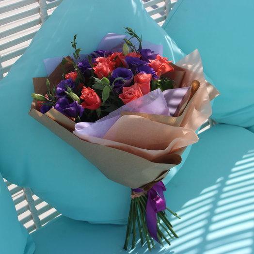 Букет Виноград: букеты цветов на заказ Flowwow