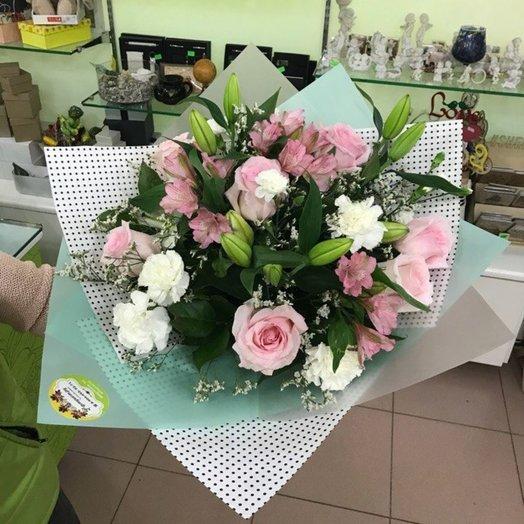 Легкий ветер: букеты цветов на заказ Flowwow