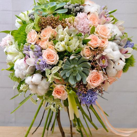 Букет Будь со мной!: букеты цветов на заказ Flowwow