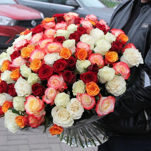 Розовый блюз: букеты цветов на заказ Flowwow