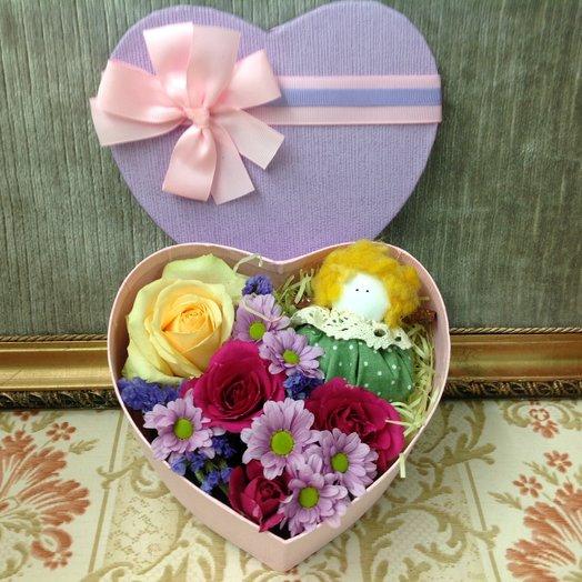 Марфуша: букеты цветов на заказ Flowwow