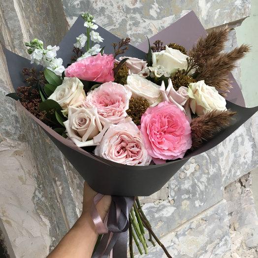 Букет «Magic: букеты цветов на заказ Flowwow