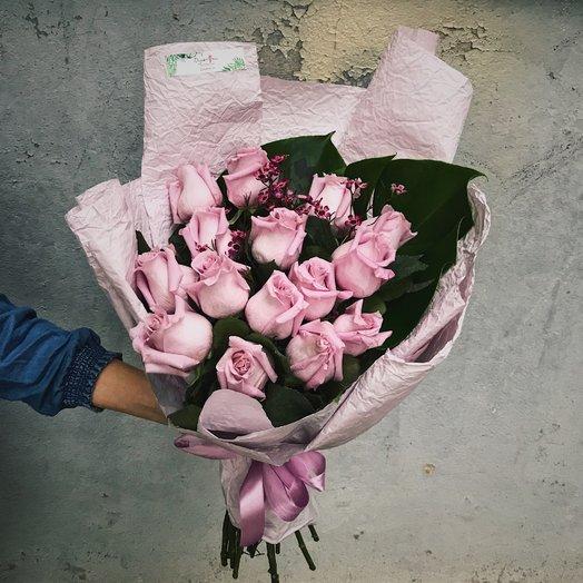"""Букет """"Сиреневый туман"""": букеты цветов на заказ Flowwow"""
