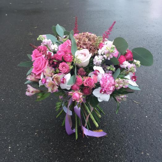 Романтичный вечер: букеты цветов на заказ Flowwow