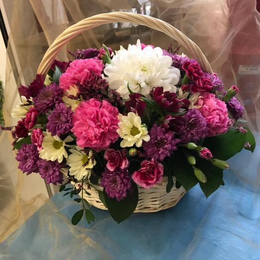 Букет 268: букеты цветов на заказ Flowwow