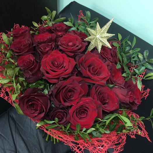 Звездочка моя: букеты цветов на заказ Flowwow