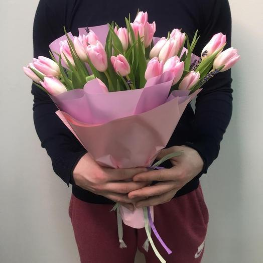 «Девушка мечты»: букеты цветов на заказ Flowwow
