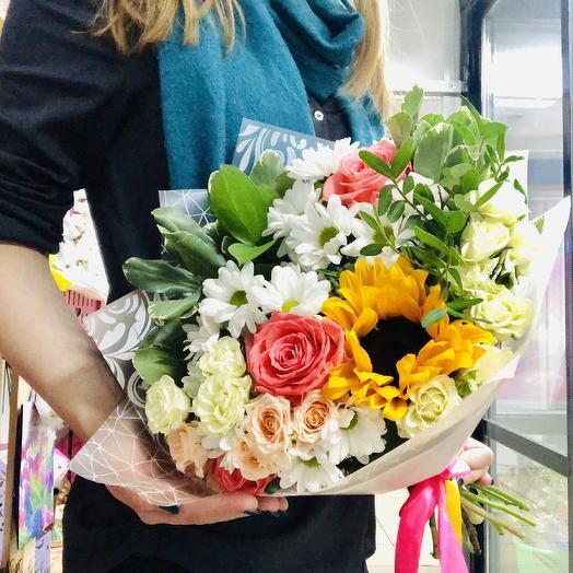«Утро на Сицилии»: букеты цветов на заказ Flowwow