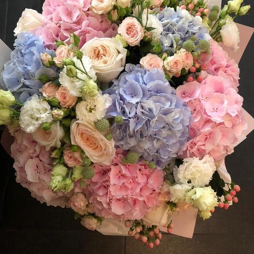 Облака: букеты цветов на заказ Flowwow